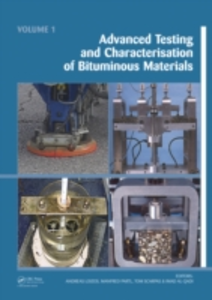 Ebook in inglese Advanced Testing and Characterization of Bituminous Materials, Two Volume Set -, -