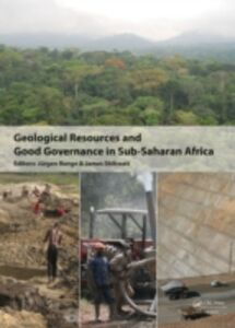 Foto Cover di Geological Resources and Good Governance in Sub-Saharan Africa, Ebook inglese di  edito da CRC Press
