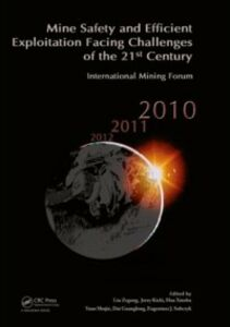 Ebook in inglese Mine Safety and Efficient Exploitation Facing Challenges of the 21st Century