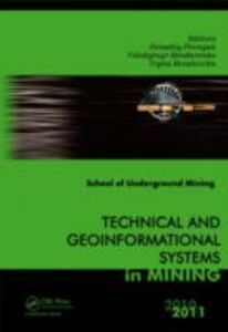 Ebook in inglese New Techniques and Technologies in Mining