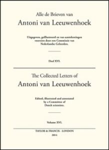 Ebook in inglese Collected Letters of Antoni Van Leeuwenhoek - Volume 16 -, -