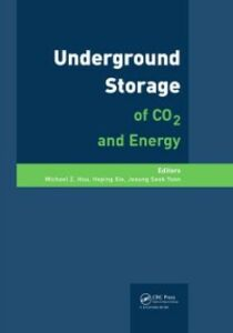 Ebook in inglese Underground Storage of CO2 and Energy