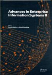Ebook in inglese Advances in Enterprise Information Systems II -, -