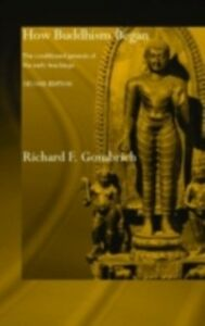 Ebook in inglese How Buddhism Began Gombrich, Richard F.