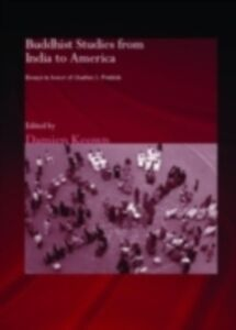 Foto Cover di Buddhist Studies from India to America, Ebook inglese di  edito da Taylor and Francis