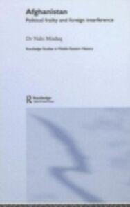 Ebook in inglese Afghanistan Misdaq, Nabi