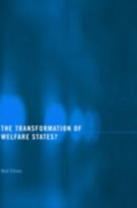 Ebook in inglese Transformation of Welfare States? Ellison, Nick