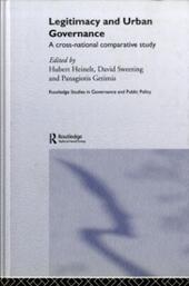 Legitimacy and Urban Governance