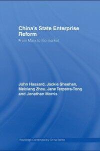 Foto Cover di China's State Enterprise Reform, Ebook inglese di AA.VV edito da Taylor and Francis