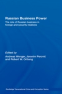 Ebook in inglese Russian Business Power -, -