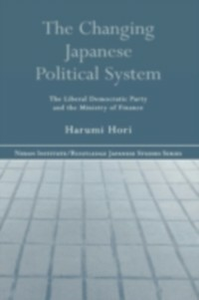 Ebook in inglese Changing Japanese Political System Hori, Harumi