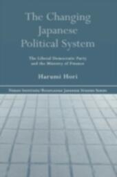 Changing Japanese Political System