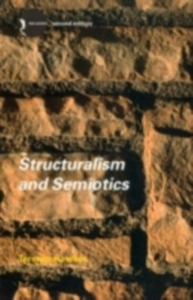 Ebook in inglese Structuralism and Semiotics -, -
