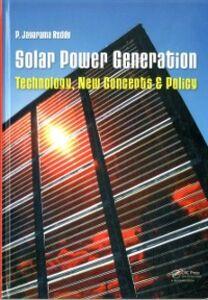Ebook in inglese Solar Power Generation Reddy, P. Jayarama