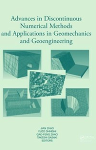 Ebook in inglese Advances in Discontinuous Numerical Methods and Applications in Geomechanics and Geoengineering -, -