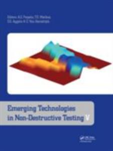 Ebook in inglese Emerging Technologies in Non-Destructive Testing V -, -