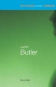 Ebook in inglese Judith Butler Salih, Sara
