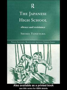 Ebook in inglese The Japanese High School Yoneyama, Shoko