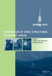 Foto Cover di Behaviour of Steel Structures in Seismic Areas, Ebook inglese di  edito da CRC Press