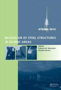 Ebook in inglese Behaviour of Steel Structures in Seismic Areas -, -