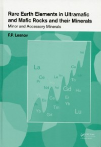 Ebook in inglese Rare Earth Elements in Ultramafic and Mafic Rocks and their Minerals Lesnov, Felix P.