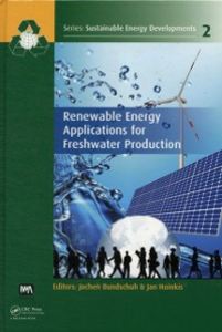 Ebook in inglese Renewable Energy Applications for Freshwater Production -, -