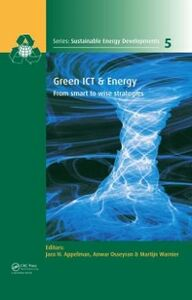 Foto Cover di Green ICT & Energy, Ebook inglese di  edito da CRC Press