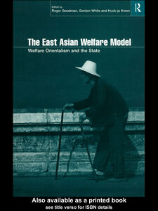 Ebook in inglese The East Asian Welfare Model