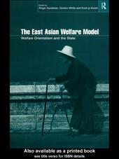 The East Asian Welfare Model