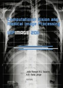 Foto Cover di Computational Vision and Medical Image Processing: VipIMAGE 2011, Ebook inglese di  edito da CRC Press
