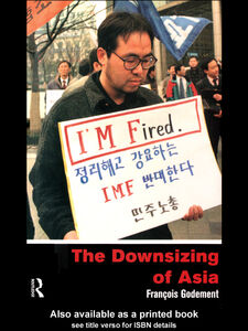 Ebook in inglese The Downsizing of Asia Godement, François
