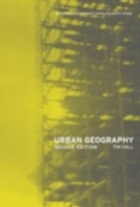 Ebook in inglese Urban Geography Hall, Tim