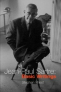 Ebook in inglese Jean-Paul Sartre: Basic Writings Sartre, Jean-Paul