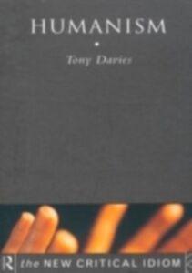 Ebook in inglese Humanism Davies, Tony