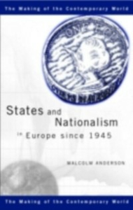 Ebook in inglese States and Nationalism in Europe since 1945 Anderson, Malcolm