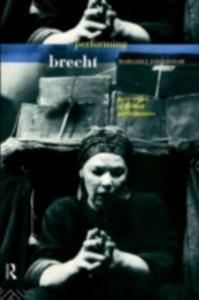 Ebook in inglese Performing Brecht Eddershaw, Margaret