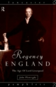 Ebook in inglese Regency England Plowright, John