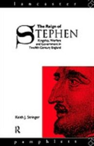 Ebook in inglese Reign of Stephen Stringer, Keith J.