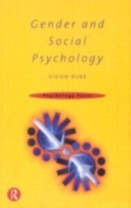 Ebook in inglese Gender and Social Psychology Burr, Vivien
