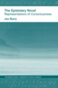 Ebook in inglese Epistolary Novel Bray, Joe