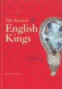 Foto Cover di Earliest English Kings, Ebook inglese di  edito da Taylor and Francis