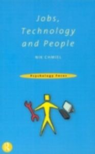 Ebook in inglese Jobs, Technology and People Chmiel, Nik
