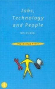 Foto Cover di Jobs, Technology and People, Ebook inglese di Nik Chmiel, edito da Taylor and Francis