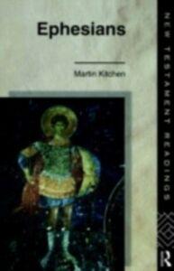 Ebook in inglese Ephesians Kitchen, Canon Martin , Kitchen, Martin