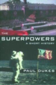 Foto Cover di Superpowers, Ebook inglese di Paul Dukes, edito da Taylor and Francis