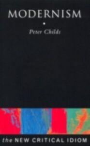 Foto Cover di Modernism, Ebook inglese di  edito da Taylor and Francis