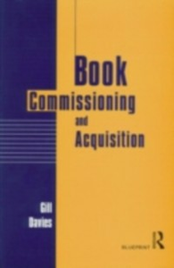 Ebook in inglese Book Commissioning and Acquisition Davies, Gill
