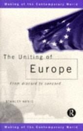 Uniting of Europe