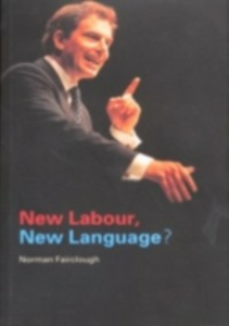 Ebook in inglese New Labour, New Language? Fairclough, Norman
