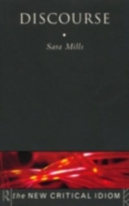 Ebook in inglese Discourse Mills, Sara